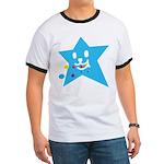1 STAR EATING BLUE Ringer T