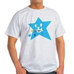 1 STAR EATING BLUE Light T-Shirt