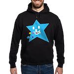 1 STAR EATING BLUE Hoodie (dark)