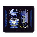 blues moon Mousepad