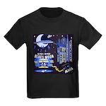 blues moon Kids Dark T-Shirt