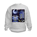 blues moon Kids Sweatshirt