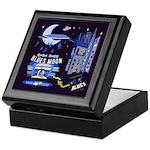blues moon Keepsake Box