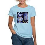 blues moon Women's Light T-Shirt