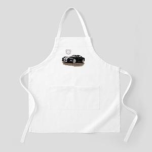 Viper Black/White Car BBQ Apron