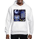 blues moon Hooded Sweatshirt