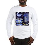 blues moon Long Sleeve T-Shirt