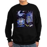 blues moon Sweatshirt (dark)