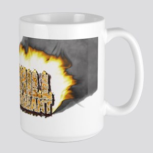 Grill Sergeant Large Mug