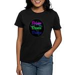 Neon Dancer Women's Dark T-Shirt