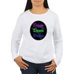 Neon Dancer Women's Long Sleeve T-Shirt