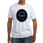 Neon Dancer Fitted T-Shirt