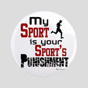 "Your Sport's Punishment - Male 3.5"" Button"