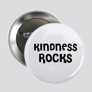 "KINDNESS ROCKS 2.25"" Button (10 pack)"