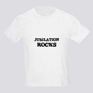 JUBILATION ROCKS Kids T-Shirt