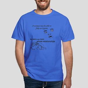 Faking It Dark T-Shirt