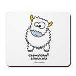 Abominabull Snowcow Mousepad