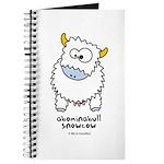Abominabull Snowcow Journal