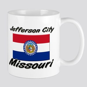 Jefferson City Missouri Mug