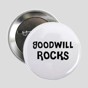 """GOODWILL ROCKS 2.25"""" Button (10 pack)"""