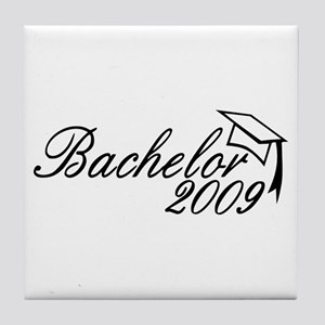 Bachelor 2009 Tile Coaster