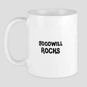 GOODWILL ROCKS Mug