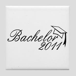 Bachelor 2011 Tile Coaster