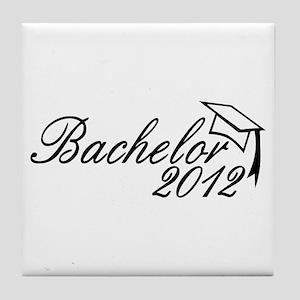 Bachelor 2012 Tile Coaster