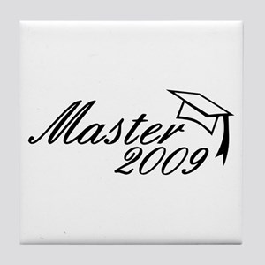 Master 2009 Tile Coaster