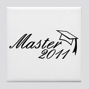 Master 2011 Tile Coaster