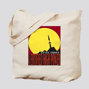 Certified High Power Level Th Tote Bag