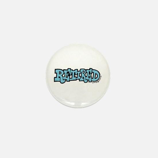 Retired Mini Button