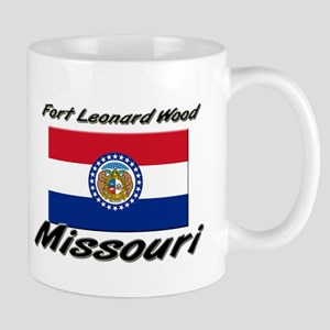 Fort Leonard Wood Missouri Mug