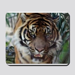 Jungle Cat Mousepad