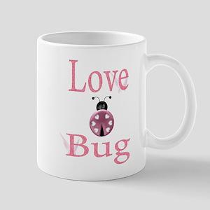 love bug pink Mug