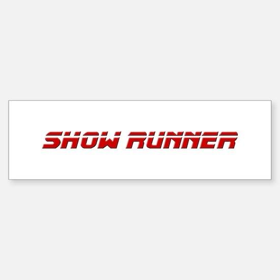 TV Producer's Bumper Bumper Bumper Sticker
