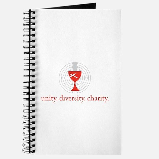 Cute Charity Journal