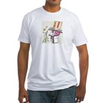 The Katharine Wheel T-Shirt (for Gents)