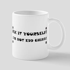 Edd China Mugs