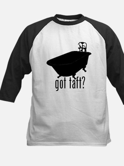 Got Taft? Kids Baseball Jersey
