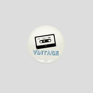 Mix Tape Mini Button