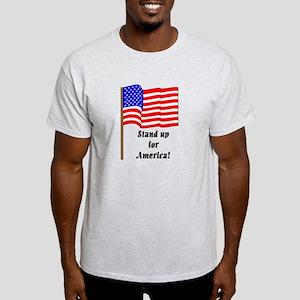 Stand Up Light T-Shirt