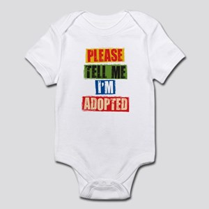 Adopted Infant Bodysuit