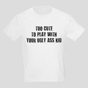 Too Cute Kids Light T-Shirt