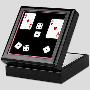 Cards & Dice Travel Box