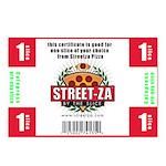 Streetza Pre-Pay slices