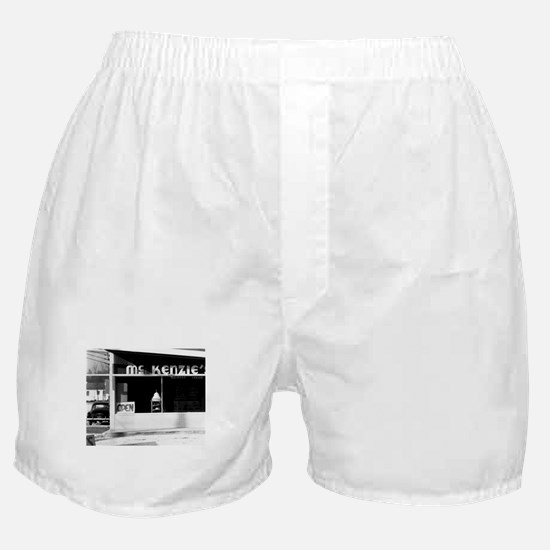 McKenzie's -- Airline Highway Boxer Shorts