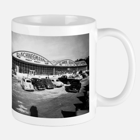 Schwegmann's Photo -- Airline Mug