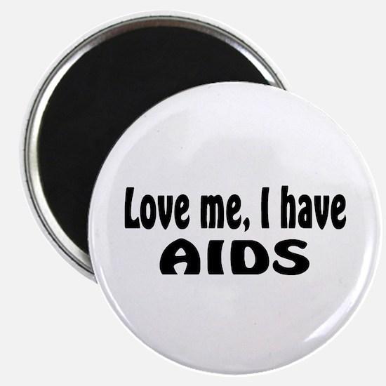 """Cute Aids 2.25"""" Magnet (10 pack)"""