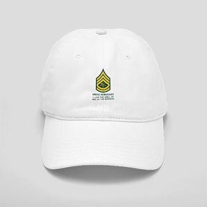 Grill Sgt. Cap